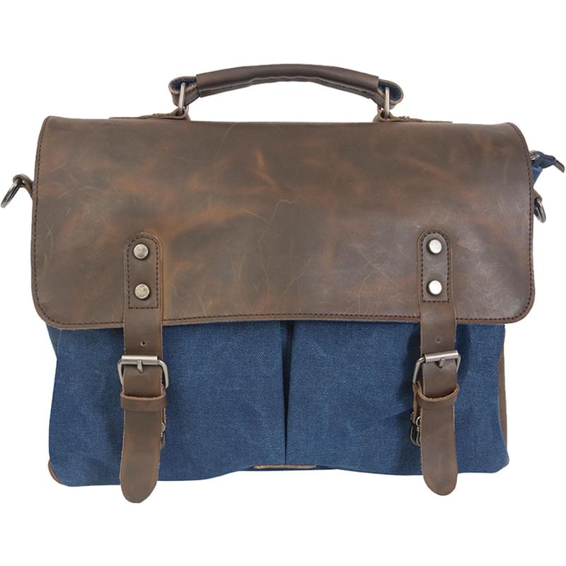 Urban Edge by Canyon Dax Canvas Messenger Bag