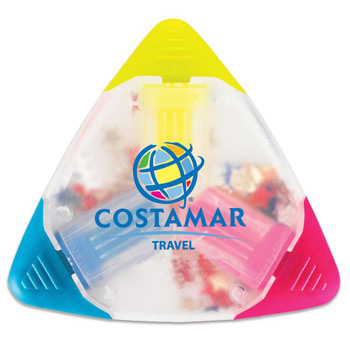 TRIMARK CONFETTI - Triangular Highlighter