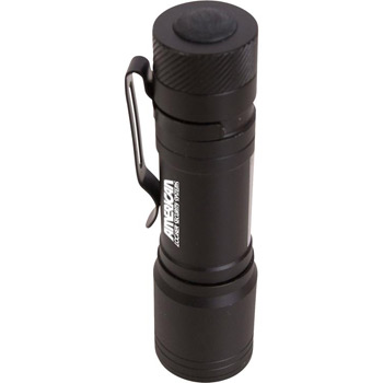 1AA 3 Watt and COB Tactical Aluminum Flashlight