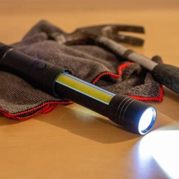 Safesaber Magnetic COB Safety Light
