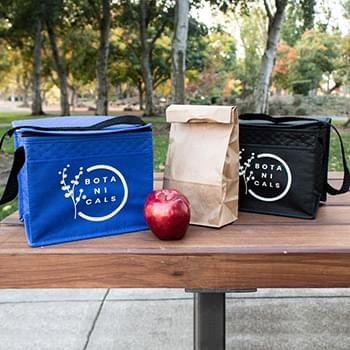 Crater Non-Woven Cooler/Lunch Bag