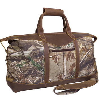 Canyon Outback Realtree™ Camo Duffel Bag