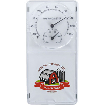 Indoor/ Outdoor Thermometer & Hygrometer
