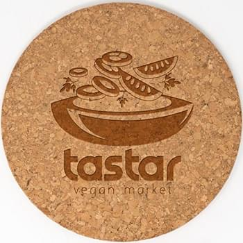 Surface Saver Cork Trivet