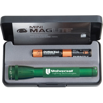 "Mini Mag-Lite 2 ""AA"" Flashlight"