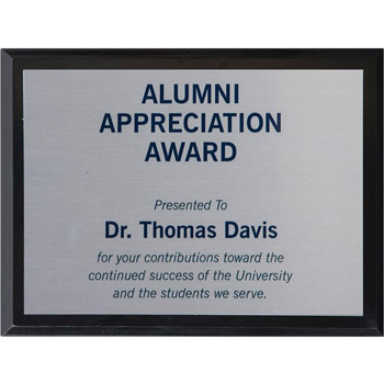 "Sublimated Plaques 8"" x 6"", Horizontal"
