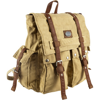 Urban Edge by Canyon Cruz Canvas Backpack