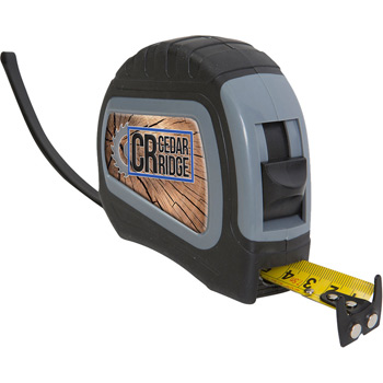 25' Carpenter Tape Measure with Decal Imprint