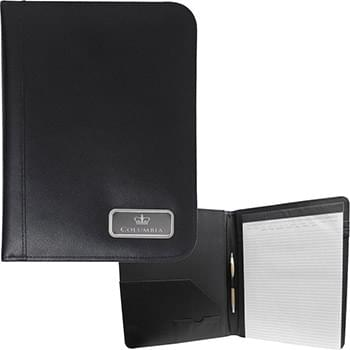 Antelope Mesa Junior Bonded Meeting Folder with Pen