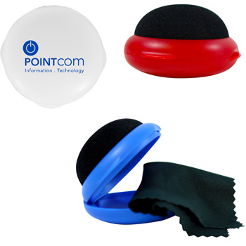 Clammy Screen Cleaner & Microfiber Cloth