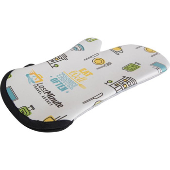 Full Color Neoprene Oven Mitt